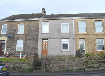 Thumbnail 3 bed terraced house for sale in Cefn Road, Bonymaen, Swansea