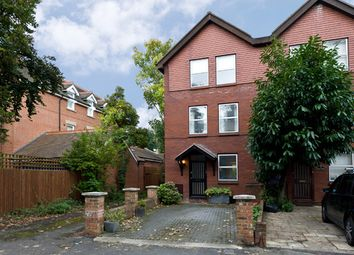 Thumbnail 4 bed end terrace house to rent in Emma Terrace, The Drive, London