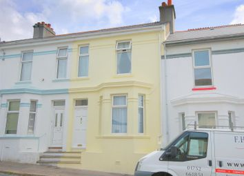Thumbnail 3 bedroom terraced house for sale in Cotehele Avenue, Keyham, Plymouth