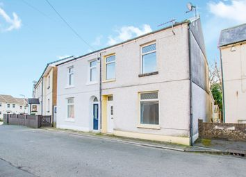 Thumbnail 3 bed semi-detached house for sale in Station Rd, Hirwaun, Aberdare, Brecknockshire