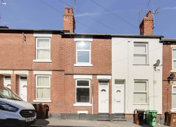 Thumbnail 2 bed terraced house to rent in Rossington Road, Sneinton, Nottinghamshire