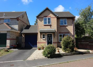 Thumbnail 3 bed detached house for sale in Pondfield Road, Latchbrook, Saltash