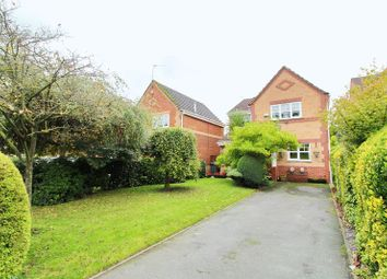 Thumbnail 4 bed detached house for sale in Gillers Green, Walkden, Manchester