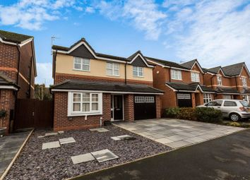 Thumbnail 4 bed detached house for sale in 33 Jasmine Avenue, Macclesfield