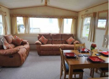 Thumbnail 2 bed mobile/park home for sale in St. Johns Drive, Porthcawl