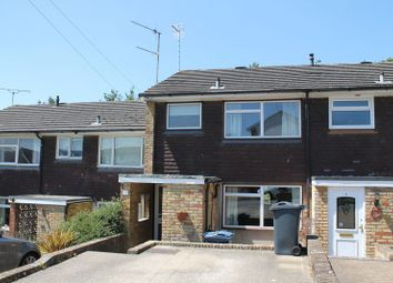 Thumbnail 3 bed terraced house to rent in Farndale Gardens, Hazlemere, High Wycombe