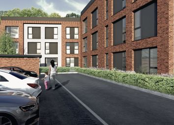 Thumbnail 1 bed flat for sale in Park Heights Wella Road, Basingstoke