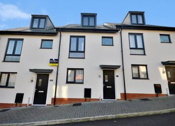 Thumbnail 3 bed terraced house for sale in Old Quarry Drive, Exminster, Exeter, Devon