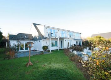Thumbnail 6 bedroom detached house for sale in Broadley Court, Parkwood Close, Roborough, Plymouth