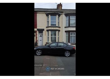 Thumbnail 3 bed terraced house to rent in Hero Street, Liverpool