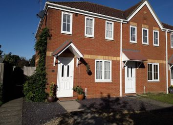Thumbnail 2 bed end terrace house for sale in Banyard Close, Kesgrave, Ipswich