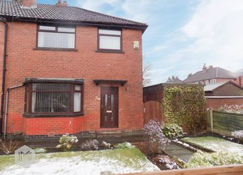 Thumbnail 3 bedroom semi-detached house for sale in Brookhouse Avenue, Farnworth, Bolton