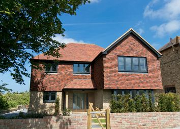 Thumbnail 4 bed detached house for sale in Monkton Road, Minster, Ramsgate