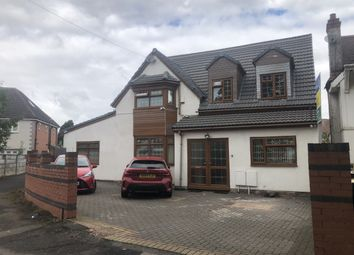 Thumbnail 7 bed detached house for sale in Coleshill Road, Hodge Hill