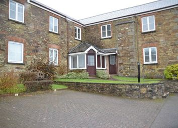 Thumbnail 2 bed flat for sale in Cross Lane, Bodmin, Cornwall