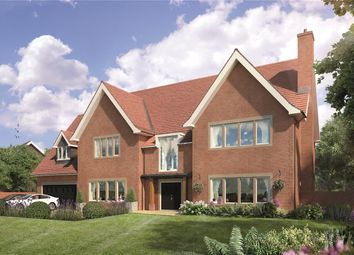 Thumbnail 5 bed detached house for sale in Bonham Grange, Church Road, Bulphan, Upminster