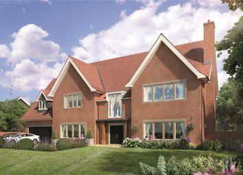 Thumbnail 5 bed detached house for sale in Bonham Grange, Church Road, Bulphan, Upminster