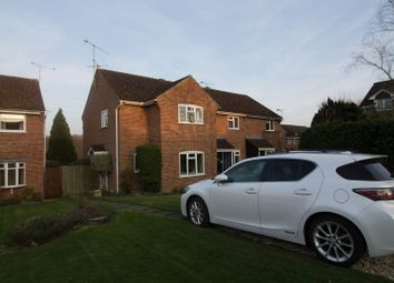 Thumbnail 3 bed semi-detached house to rent in South Close, Romsey