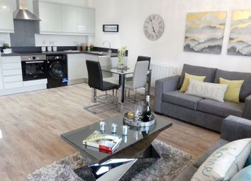 Thumbnail 1 bedroom flat for sale in Barnsley, Long Street, Atherstone
