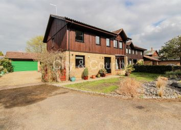 Thumbnail 4 bed detached house for sale in Svenskaby, Orton Wistow, Peterborough