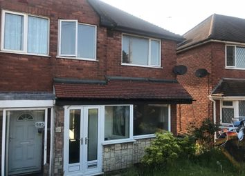 Thumbnail 3 bed semi-detached house to rent in Aldridge Road, Great Barr Birmingham