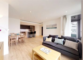 Thumbnail 2 bed flat for sale in Marquis House, London