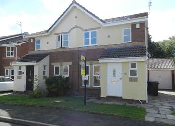 Thumbnail 3 bed detached house to rent in Godmond Hall Drive, Boothstown, Manchester