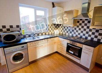 Thumbnail 2 bed end terrace house to rent in Brook Street, Nottingham