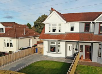 Thumbnail 3 bed semi-detached house for sale in Duchray Drive, Ralson, Paisley, Lanarkshire