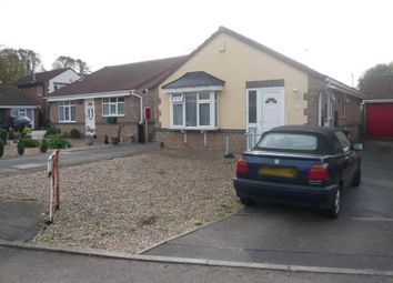 Thumbnail 2 bedroom detached bungalow for sale in Poppy Close, Off Stonesby Avenue, Leicester