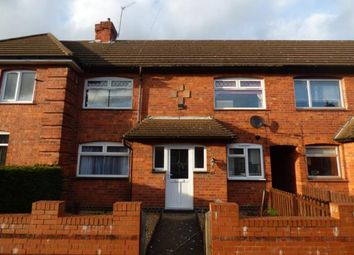 Thumbnail 2 bed terraced house for sale in Rosedale Road, Kingsthorpe, Northampton, Northamptonshire