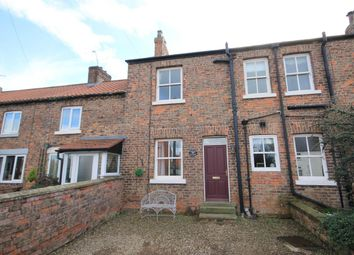 Thumbnail 3 bed cottage for sale in Sinderby, Thirsk