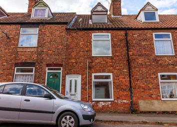 Thumbnail 3 bed terraced house for sale in Grammar School Road, Brigg