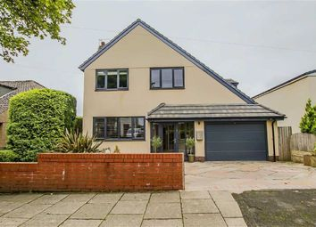 Thumbnail 4 bed detached house for sale in Royds Avenue, Baxenden, Lancashire