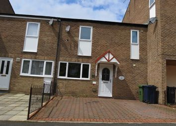 Thumbnail 3 bed terraced house to rent in Hylton Court, Oxclose, Washington