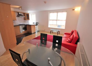 2 bed flat to rent in Wellington Street, Leicester LE1