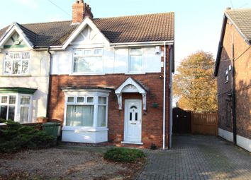 Thumbnail 3 bedroom semi-detached house for sale in Burringham Road, Scunthorpe, North Lincolnshire