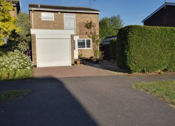 Thumbnail 3 bed detached house for sale in Pear Tree Dell, Letchworth Garden City, Hertfordshire