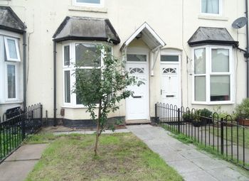 Thumbnail 2 bed terraced house to rent in Arden Grove, Lozells, Birmingham