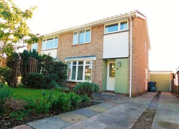 Thumbnail 3 bedroom semi-detached house for sale in Ravenswood Crest, Wildwood, Stafford