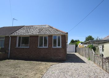 Thumbnail 2 bed semi-detached bungalow for sale in Chestnut Avenue, Lowestoft