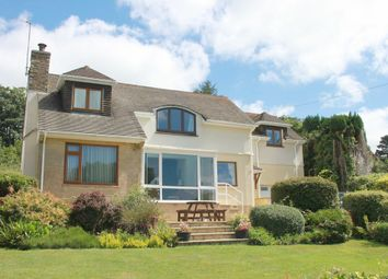 Thumbnail 5 bed detached house to rent in Silverdale Road, Falmouth