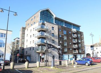 Thumbnail 2 bed flat for sale in Century Quay, Sutton Harbour, The Barbican, Plymouth