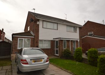 Thumbnail 2 bedroom semi-detached house for sale in Deepdale Avenue, Bootle, Liverpool