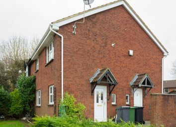 Thumbnail 1 bed semi-detached house to rent in Bader Close, Yate, Bristol
