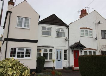 Thumbnail 2 bed terraced house for sale in Rectory Mews, Weston Road, Aston-On-Trent, Derby