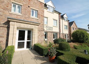 Thumbnail 1 bed flat for sale in St. Peters Lodge, 121A High Street, Portishead, North Somerset