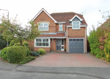 4 Bedrooms Detached house for sale in Hewers Holt, Barlborough, Chesterfield S43