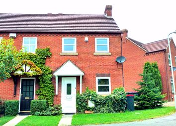Thumbnail 2 bedroom terraced house to rent in Blacksmiths Drive, Telford