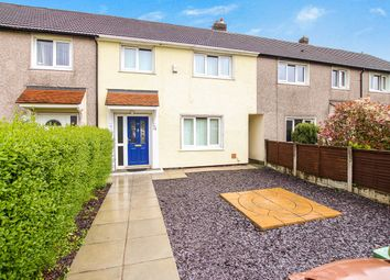Thumbnail 3 bed terraced house to rent in Longridge Avenue, St Helens
